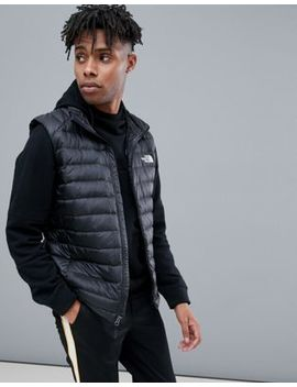 The North Face Trevail Vest In Black by The North Face