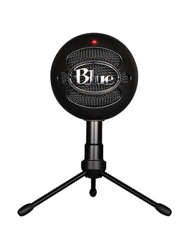 Snowball Black I Ce Usb Microphone by Blue Microphones