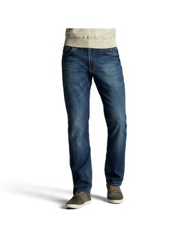 Men's Lee Extreme Motion Stretch Straight Jeans by Kohl's