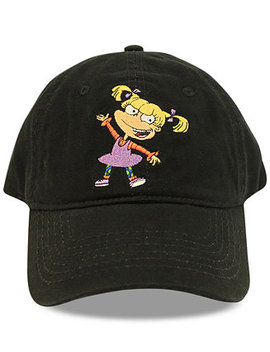 Rugrats Angelica Cotton Dad Cap by Concept One