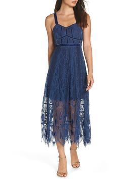 Maisie Midi Dress by Foxiedox