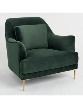 Forest Green Samara Chair by World Market