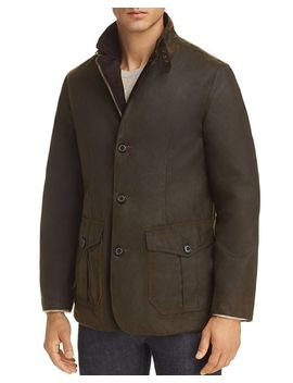 Waxed Lutz Jacket   100 Percents Exclusive by Barbour