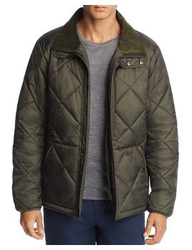 Barron Quilted Jacket by Barbour