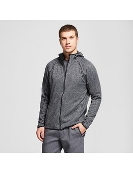Men's Fleece Full Zip Sweatshirt   C9 Champion® by C9 Champion®