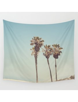 Vintage Venice Wall Tapestry by