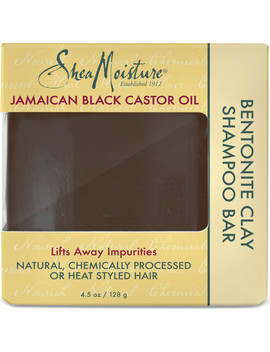 Jamaican Black Castor Oil Strengthen & Restore Clay Shampoo Bar by Shea Moisture