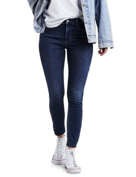 High Rise Super Skinny Jeans by Levi's