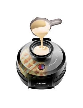 Chefman Perfect Pour Volcano Belgian Waffle Maker by Chefman