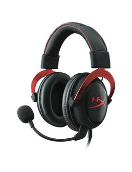 Hyper X Cloud Ii Gaming Headset For Pc & Ps4 & Xbox One, Nintendo Switch   Red by Hyper X