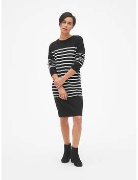 Cozy Crewneck Sweater Dress by Gap