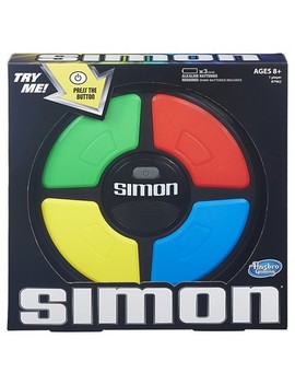 Simon Classic Game by Hasbro