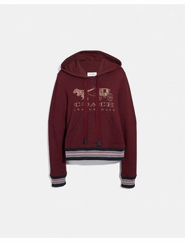 Rexy And Carriage Hoodie by Coach