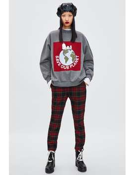 Peanuts Snoopy® Sweatshirt  Recycled Our Products Join Life by Zara