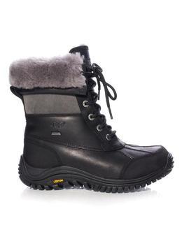 Adirondack Boot Iii   Black Leather by Ugg Australia