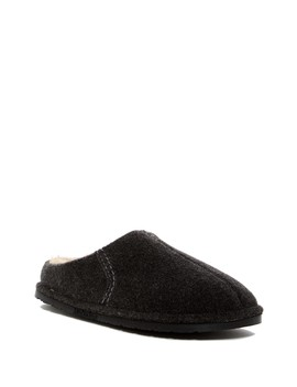 Timber Faux Fur Lined Slipper by Staheekum