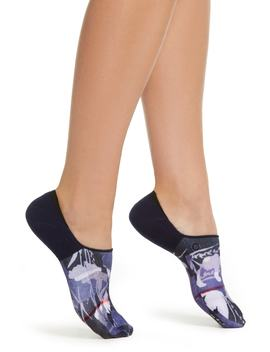 On The Prowl Invisible No Show Socks by Stance