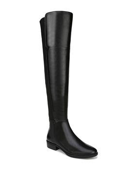 Pam Leather Over The Knee Boots by Sam Edelman