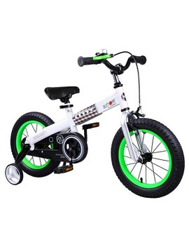 "Royal Baby Kids Buttons 14"" Bmx Bike by Royalbaby"