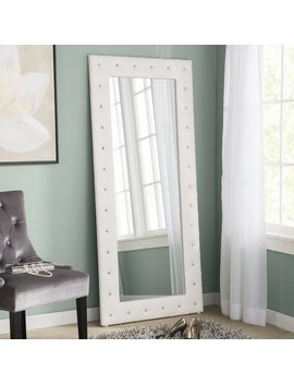 House Of Hampton Peabody Rectangle Floor Mirror & Reviews by House Of Hampton