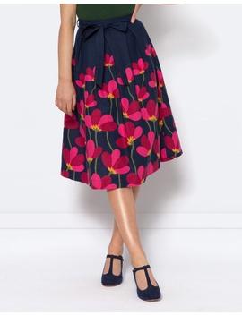 Luna Flower Skirt by Princess Highway