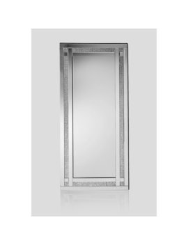 Everly Quinn Modern Rectangle Full Length Mirror by Everly Quinn