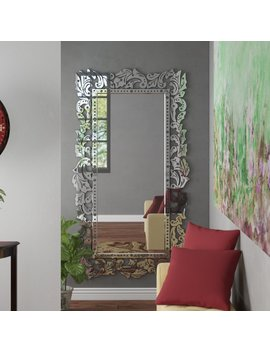 Astoria Grand Dirleton Venetian Full Length Mirror & Reviews by Astoria Grand