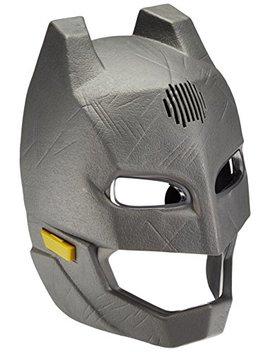 Batman V Superman Batman Voice Changer Mask by Mattel