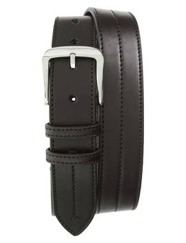 Leather Belt by Shinola