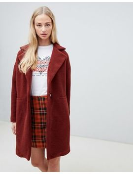 New Look Oversized Coat by New Look