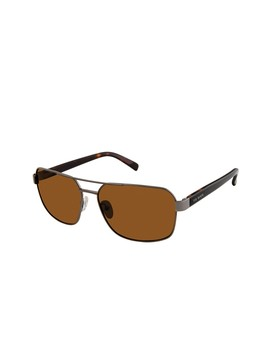 59mm Navigator Full Rim Sunglasses by Ted Baker London