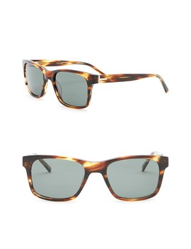 55mm Rectangle Sunglasses by Ted Baker London