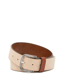 Full Grain Italian Leather 40mm Belt by Tommy Bahama