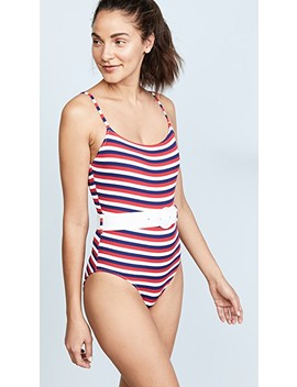 The Nina One Piece by Solid & Striped