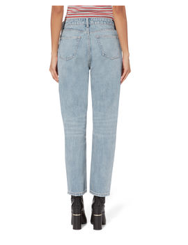 Cult Side Zip Jeans by Alexander Wang