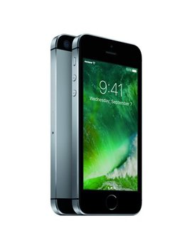 Refurbished Apple I Phone Se 32 Gb, Space Gray   Straight Talk by Apple