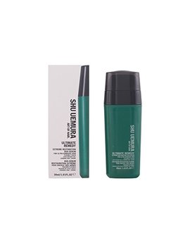 Shu Uemura Ultimate Remedy Extreme Restoration Duo Serum For Ultra Damaged Hair, 1.01 Ounce by Shu Uemura