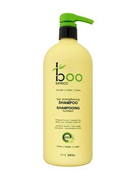Boo Bamboo Strengthening Shampoo, 33.814 Fluid Ounce by Boo Bamboo