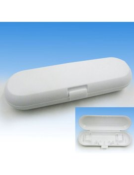 Electric Toothbrush Travel Case Compatible For Philips Sonicare And Oral B Toothbrush by Bps