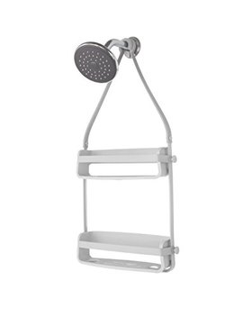Umbra Flex Shower Caddy, Grey by Umbra