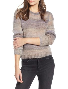Muted Stripe Pullover by Something Navy