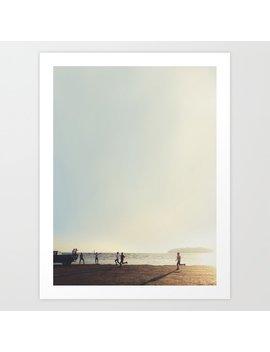 Prologue Art Print by