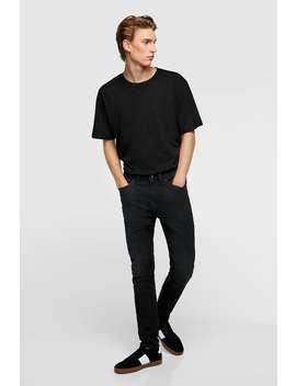 Soft Skinny Jeans  Promotionsman by Zara