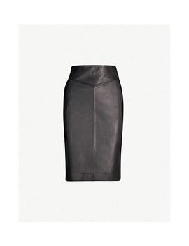 Megan High Rise Pencil Skirt by Reiss