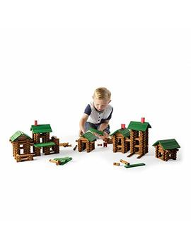 Fat Brain Toys Timber Log Builders   450 Piece Set by Fat Brain Toys