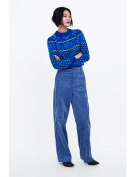 Star Sweater  View All Knitwear Woman by Zara