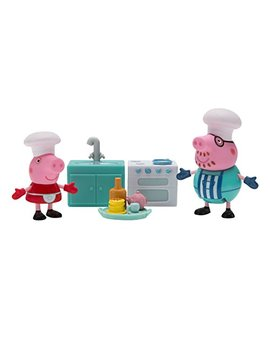 Peppa Pig Little Rooms Cooking Playset by Peppa Pig