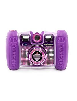 V Tech Kidizoom Twist Connect Camera   Purple by V Tech