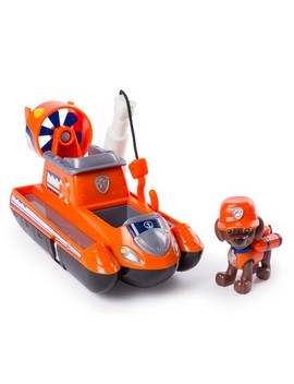 Paw Patrol Ultimate Rescue Zuma Hovercraft by Paw Patrol