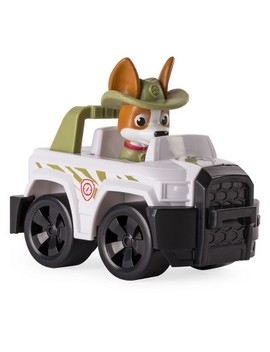 Paw Patrol Rescue Racers, Tracker Jungle Pup by Paw Patrol